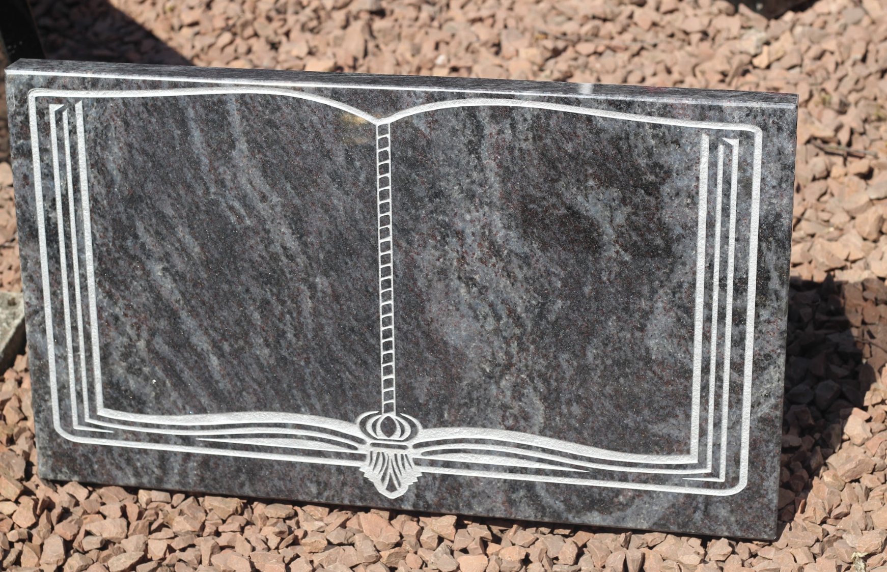 scottishgranite-bible plaque